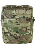 BRITISH TERRAIN PATTERN LARGE MOLLE UTILITY POUCH